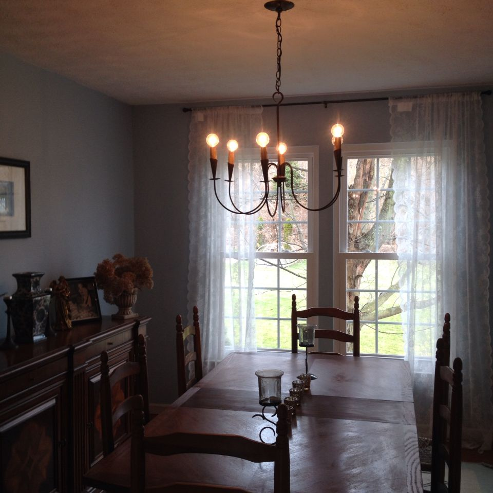 light fixture from antique row in philadelphia pennsylvania home
