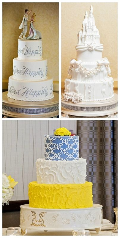 11 Disneyland Wedding Cakes I Want To Eat Right Now