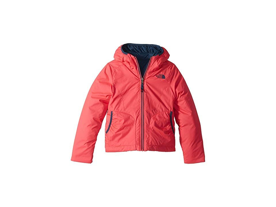 b0dd5321e The North Face Kids Reversible Perrito Jacket (Little Kids/Big Kids ...