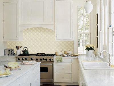 mexican white arabesque lantern tile from old world tiles more timeless kitchen design ideas at - Timeless Kitchen Design Ideas