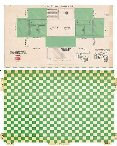 Image Result For Papercraft Model Templates. Doll FurnitureMiniature  FurnitureDollhouse ...
