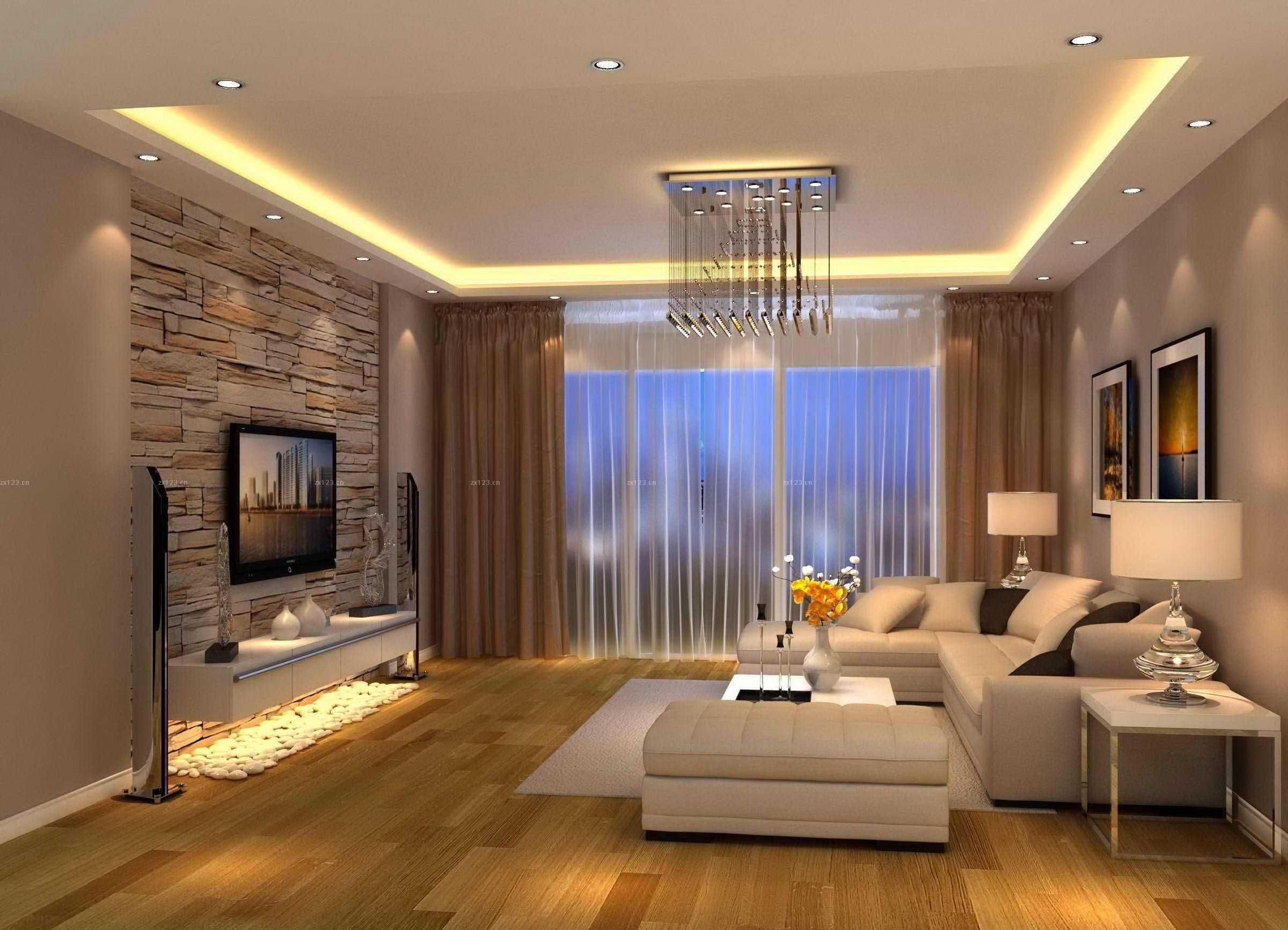 Beautiful Modern Living Room Ideas For A Perfectly Country Meetup Manlikemarvinsparks Com In 2020 Modern Living Room Brown Ceiling Design Living Room Living Room Decor Modern