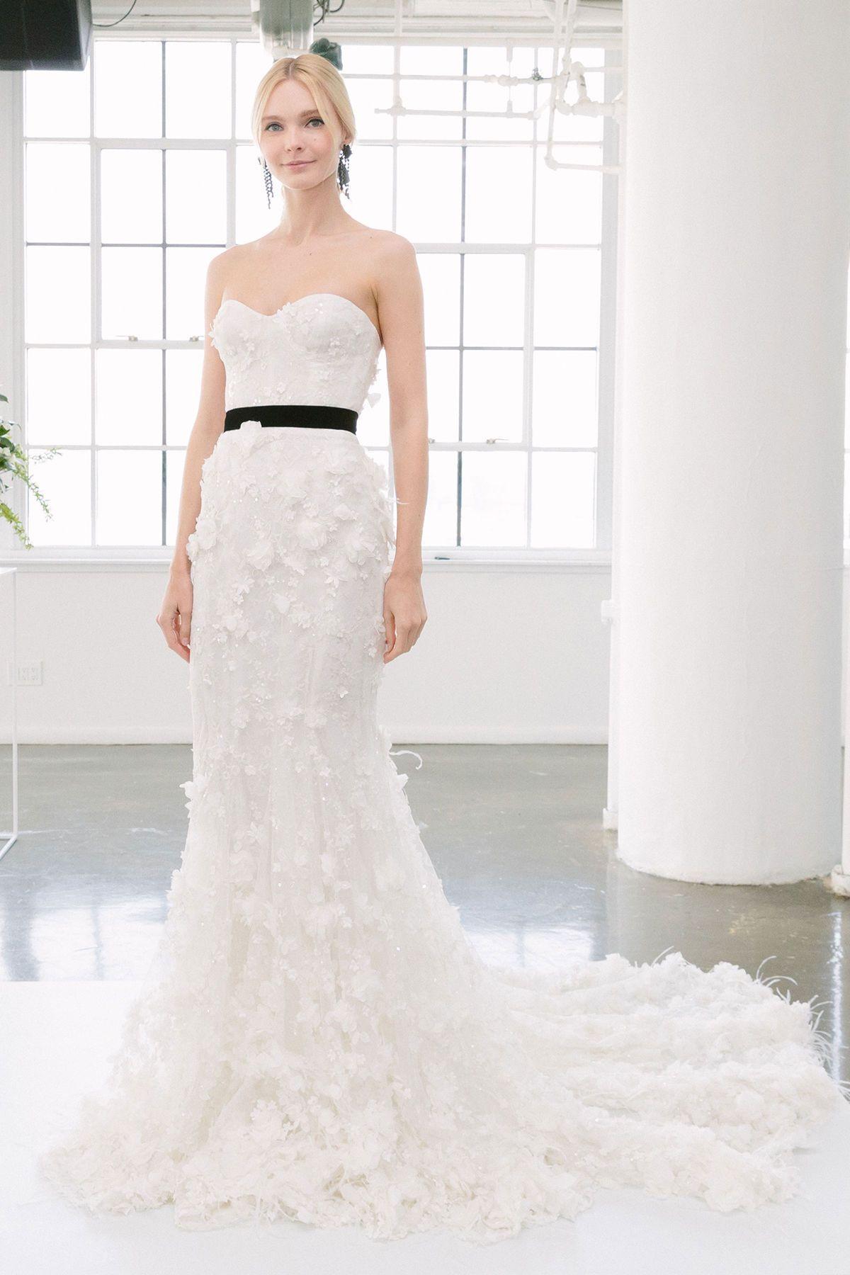 Brautkleider für jede Figur: So finden Sie das richtige Kleid | Glamour