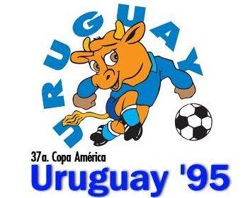 Image result for copa america 1995 uruguay mascota