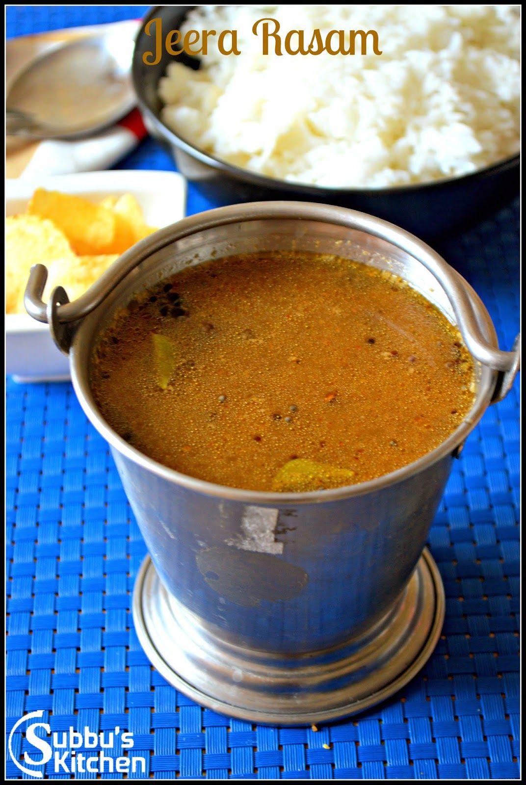 Jeeraga Rasam Jeera Rasam Cumin Seeds Rasam Recipe Indian Cooking Rasam Recipe Recipes