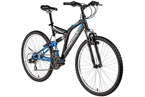 Hillside Everest 26 Mountain Bike Bicycle Full Suspension Bike 21