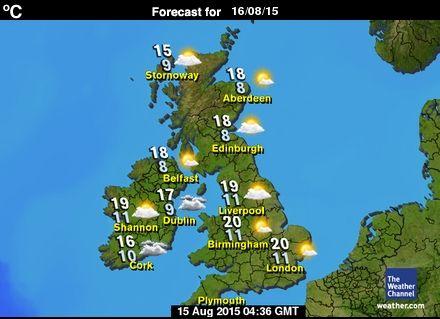 Map Of Uk Weather.United Kingdom Forecast Map Weather Uk Weather Weather Movie