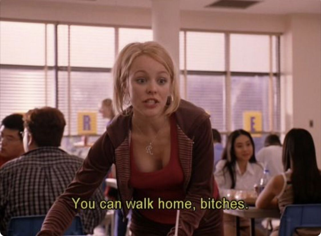 Pin By Wren On Subtitles Mean Girls Girly Movies Mean Girl 3