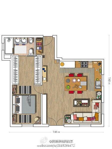 Стильная квартира в Испании