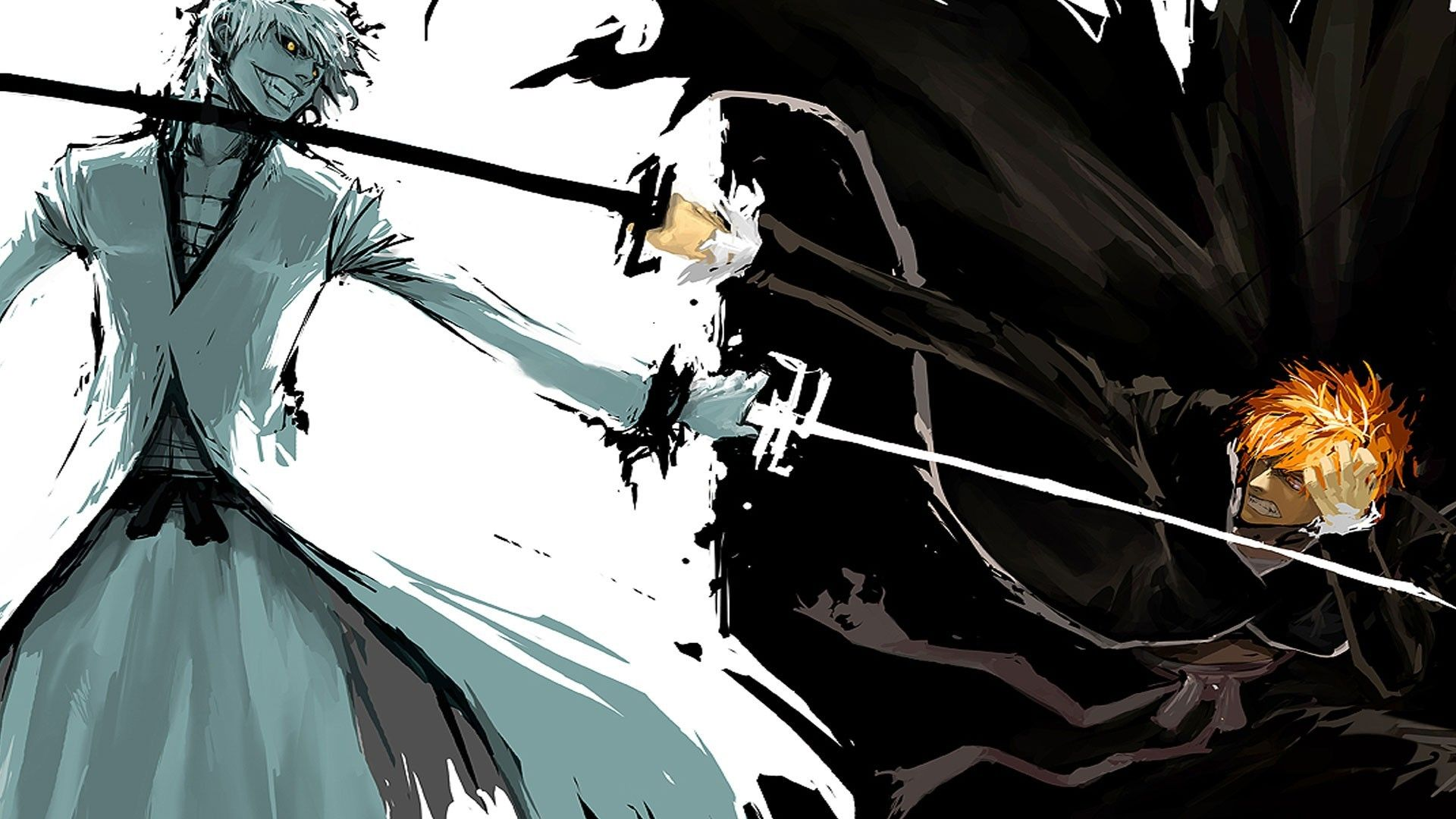 Hd bleach wallpaper anime forums anime news more cool bleach backgrounds wallpapers