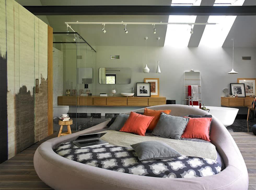 Wohnideen, Interior Design, Einrichtungsideen \ Bilder Interiors - moderne schlafzimmer designs