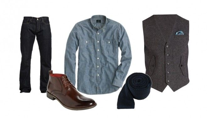 074623e9821 Five Ways to Wear One  The Desert Boot
