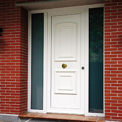 Puertas de entrada acorazadas o blindadas - Granada Ideas - puertas de entrada