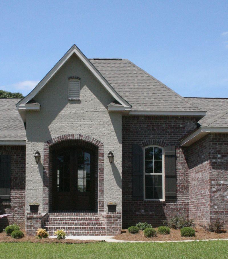 142 1066 home plan front elevation build a house pinterest rh pinterest co uk