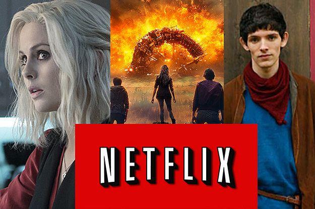 17 Netflix Hidden Gems For People Who Love Sci Fi And Fantasy Netflix Netflix Movies Fantasy Books