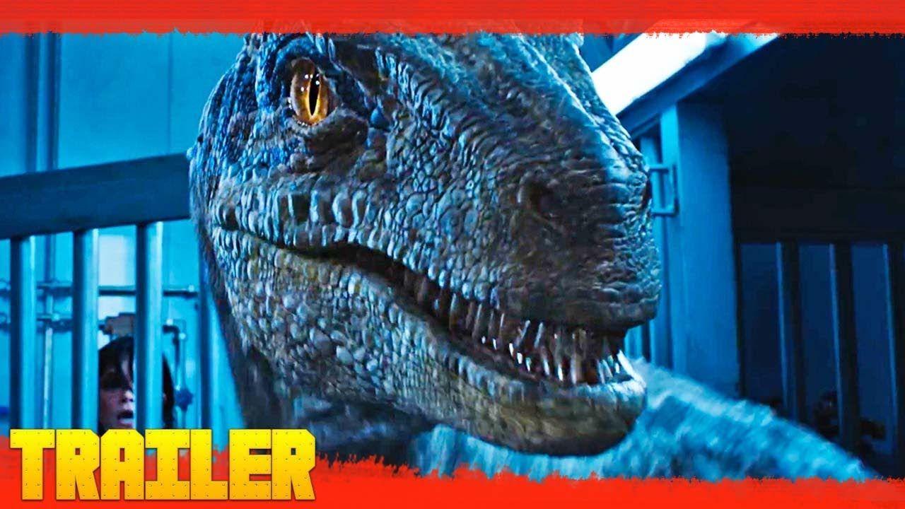 Jurassic World 2 El Reino Caído 2018 Nuevo Tráiler Oficial 3 Español Jurassic World Parque Jurásico Parques