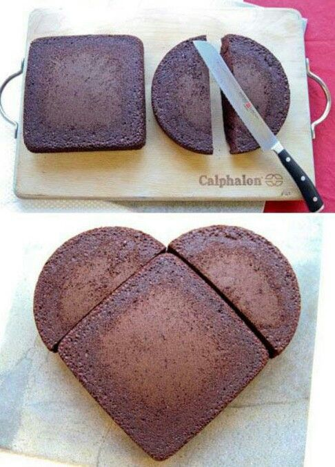 How to: Heart Cake!