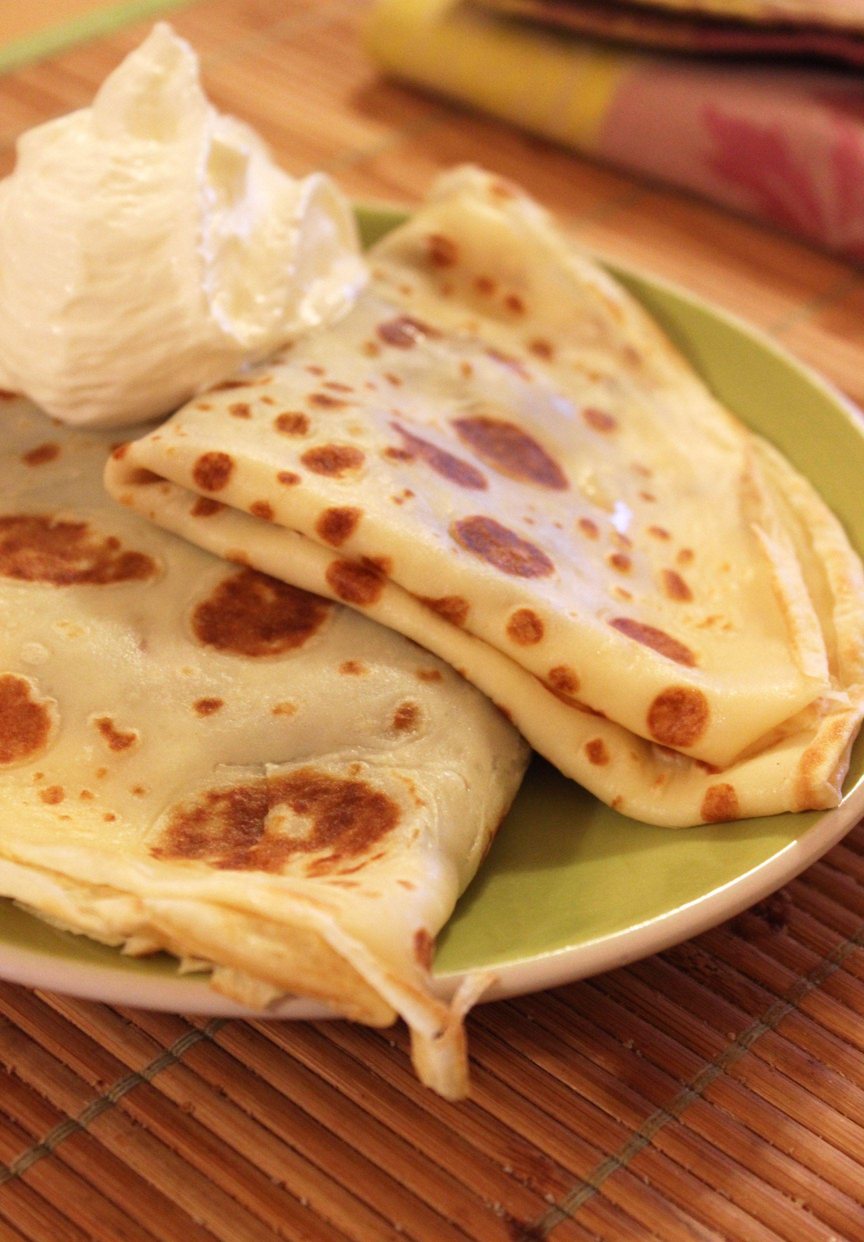 Pate A Crepe Ou Crepes Bretonnes Biscuits Et Gourmandises Crepes