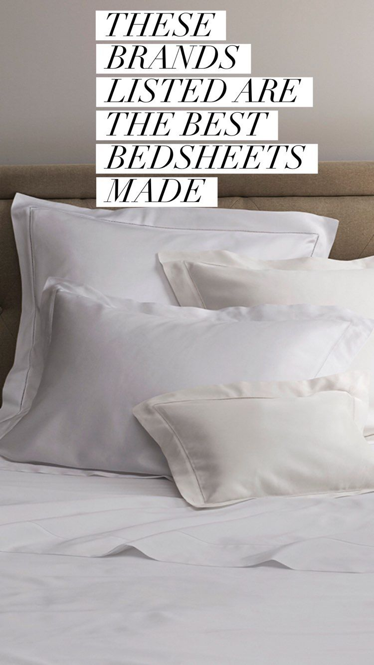 The Best Bedsheets Expensive And High Tech Options Best Bed