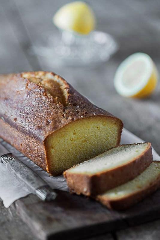 Cake au citron de Pierre Herme