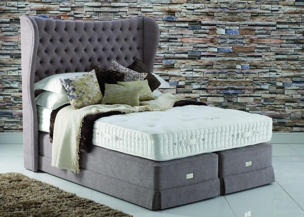 Best Hypnos Beds Sandringham Supreme Divan Set From George 400 x 300