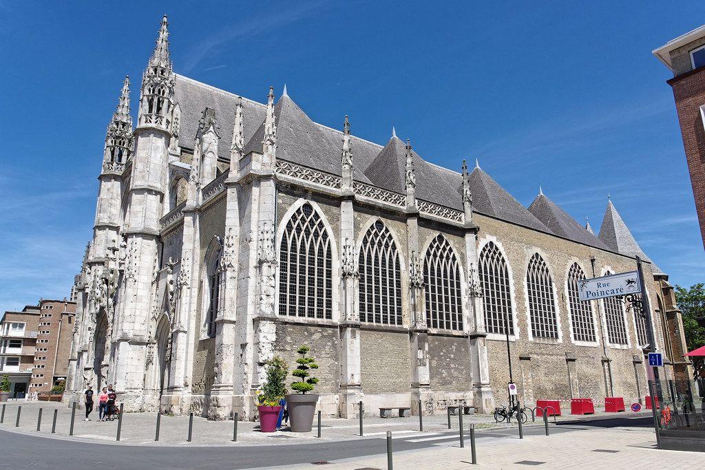 Eglise Saint Eloi De Dunkerque Dunkerque Saint Eloi Bray Dunes