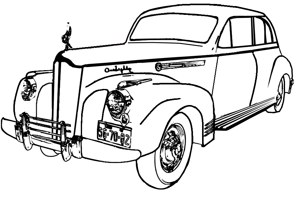 Old Car Coloring Pages Cars Coloring Pages Truck Coloring Pages Coloring Pictures