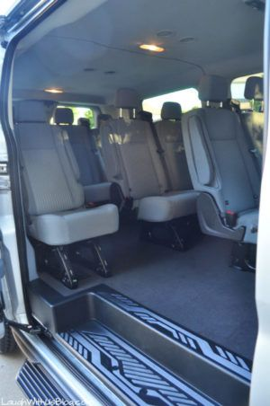 10 Passenger Vehicles >> 2016 Ford Transit Van Review Products Pilar Likes Ford Transit