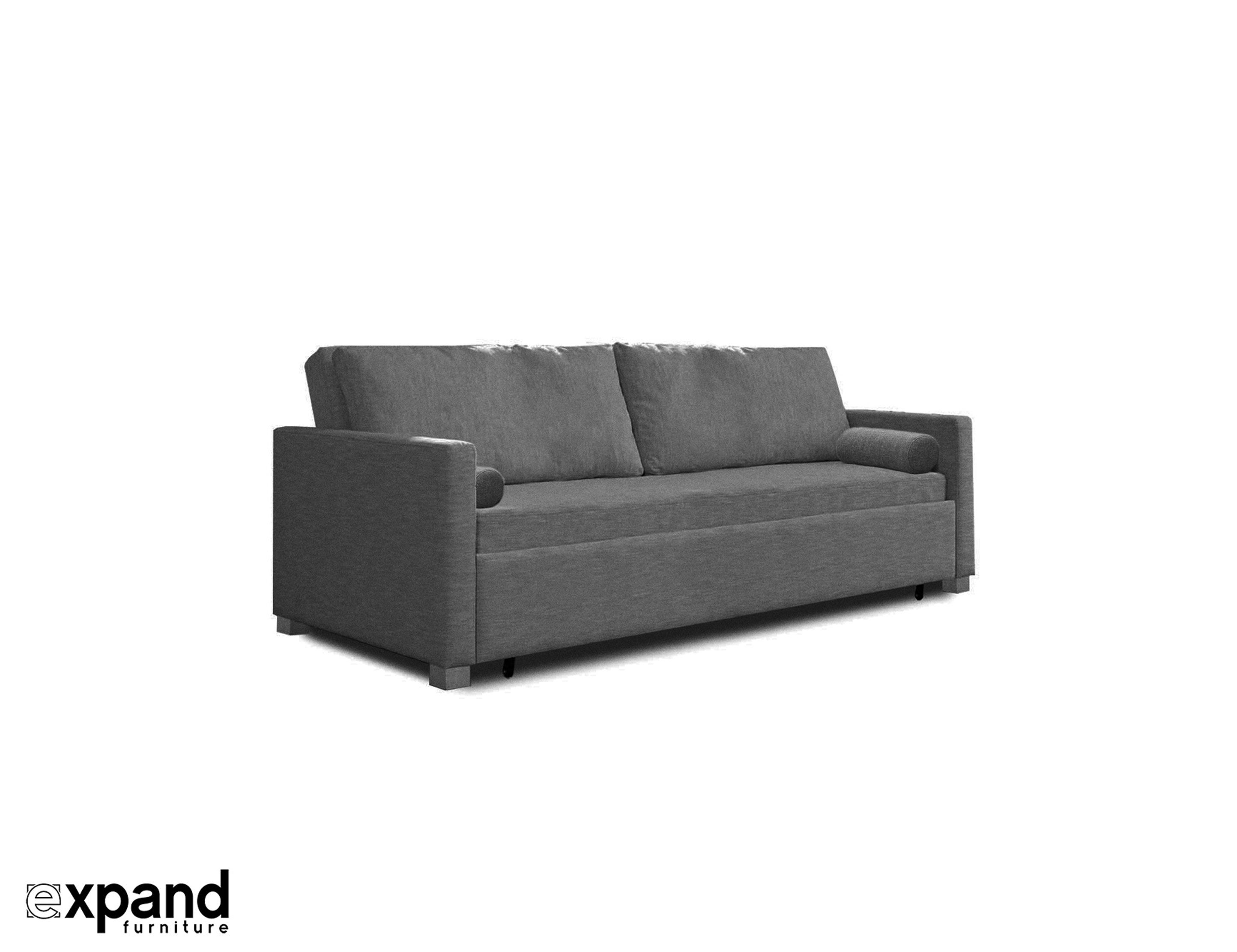 harmony king sofa bed with memory foam memory foam small spaces
