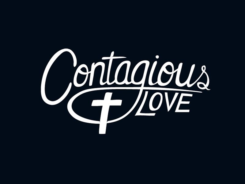 Contagious Love typography | Font Combination | Pinterest ...