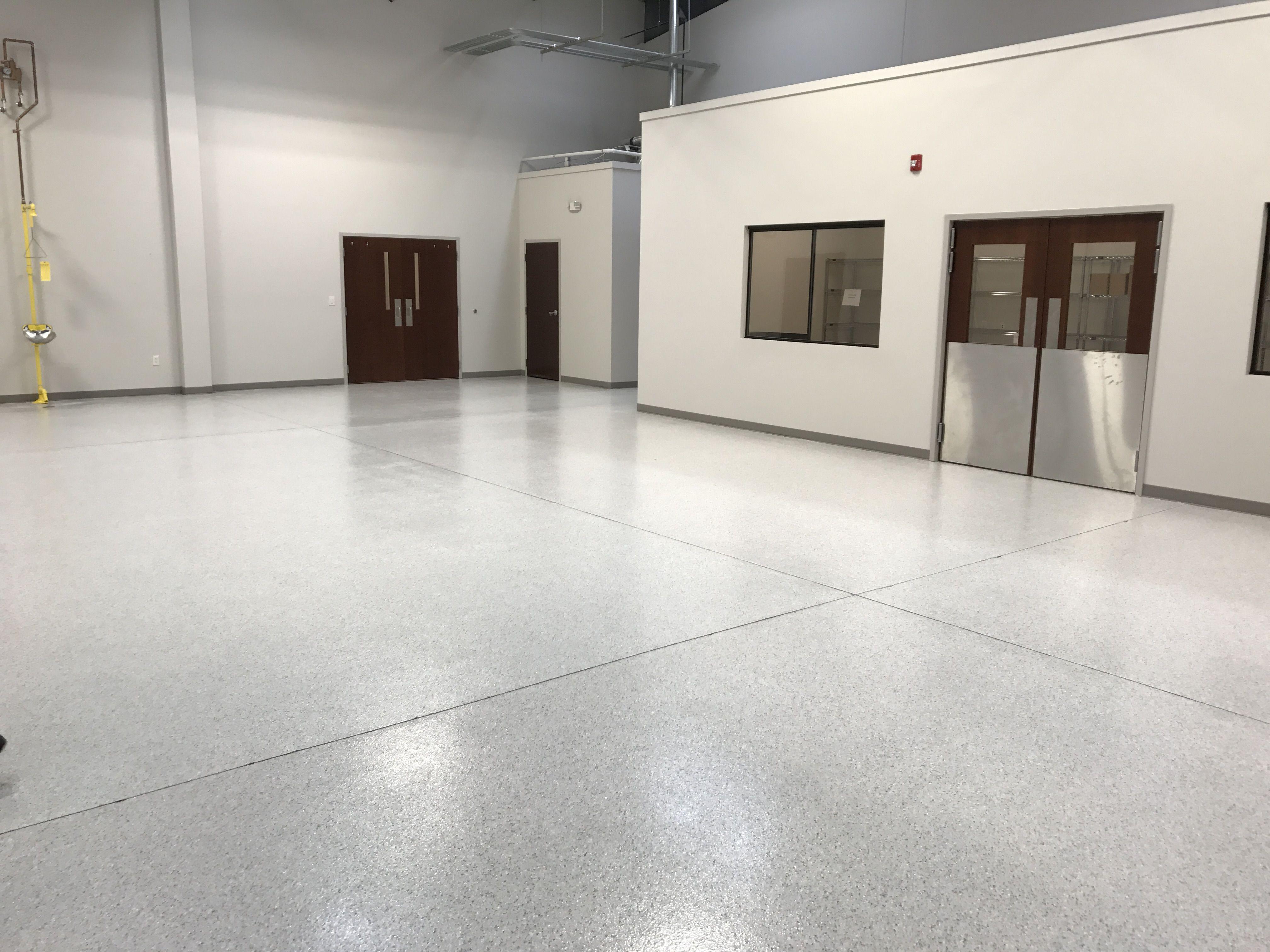 3000 SF flooring Flooring, Garage organization, Tile floor