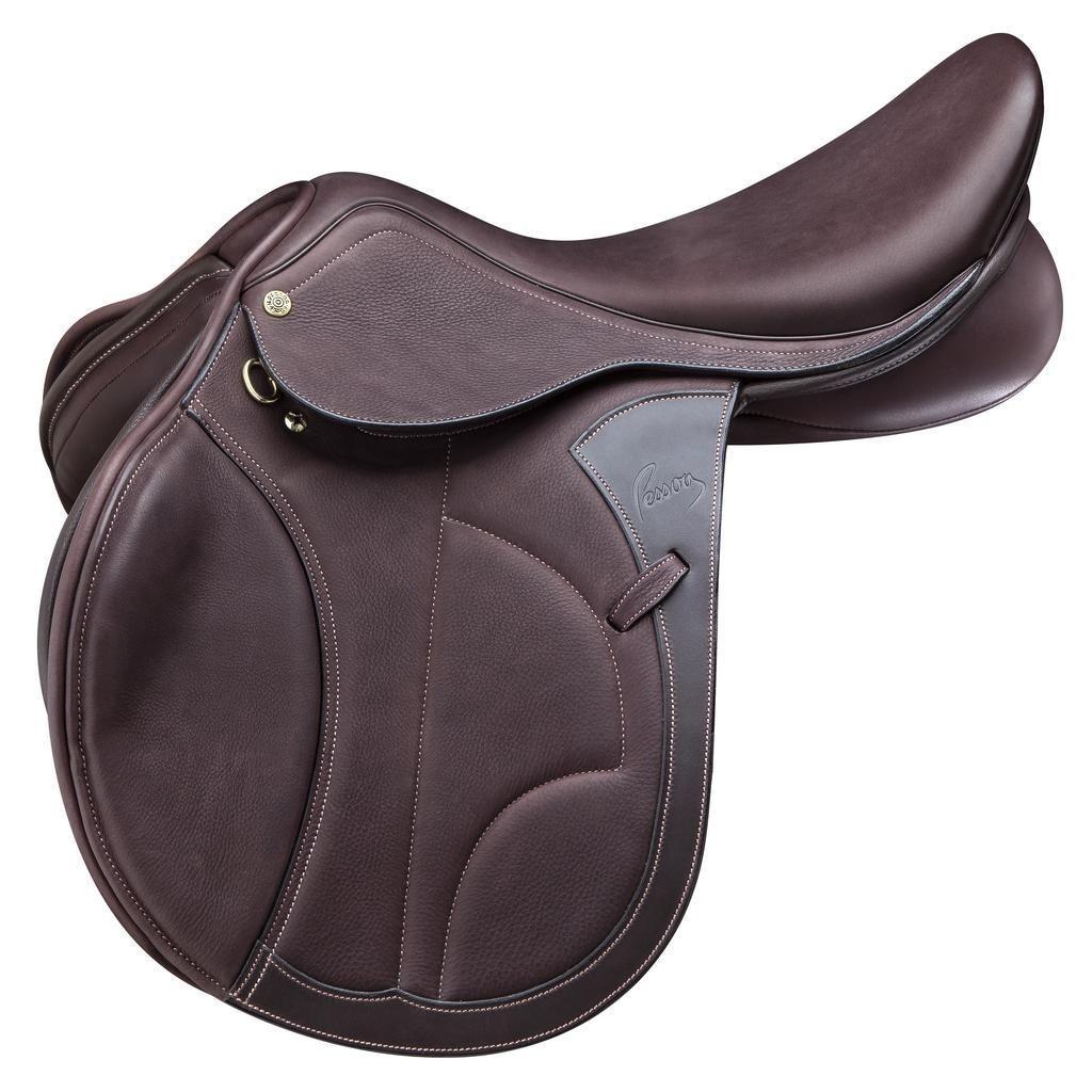 Pessoa Adult Pro Vivaldi Saddle Oakbark Jumping Saddle Horse Tack Horse Gear