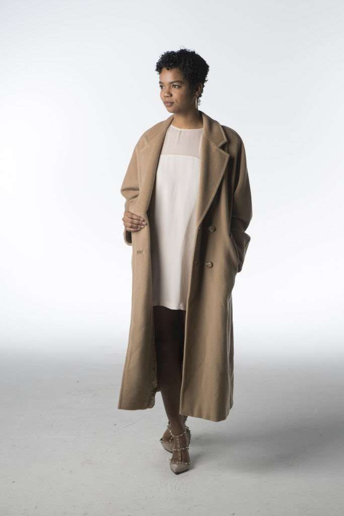 discount price exclusive range reliable quality Max Mara's iconic coats modeled by celebs and one of ...