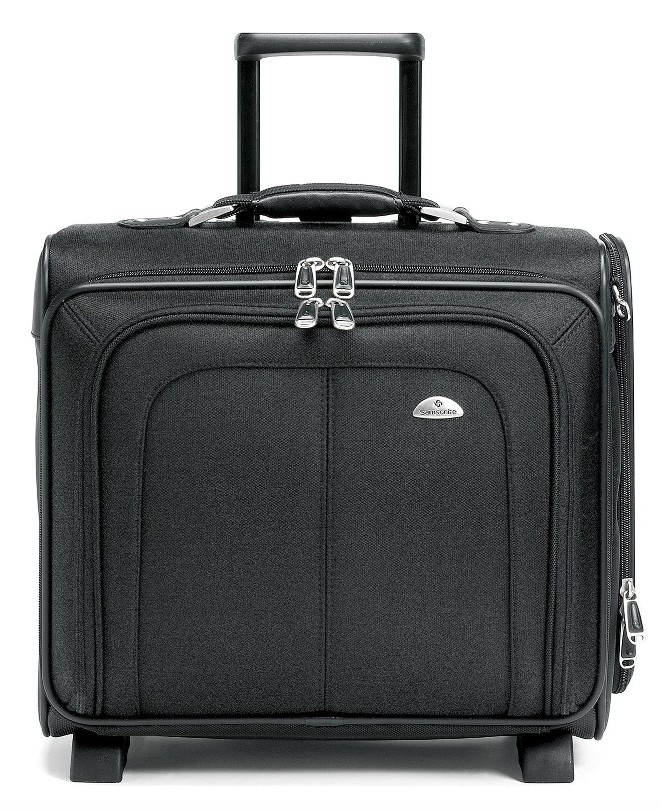 239e500162 Samsonite Rolling Sideloader Mobile Office Laptop Briefcase - Business    Laptop Bags - luggage - Macy s