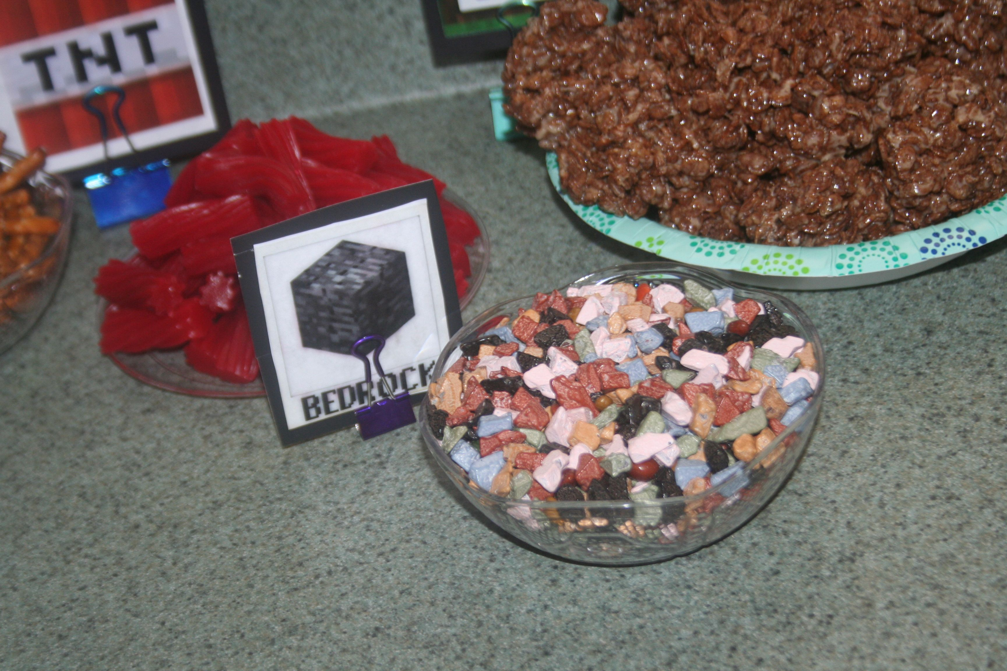 Terrific Bedrock Chocolate Rock Candy From Winco With Images Funny Birthday Cards Online Overcheapnameinfo