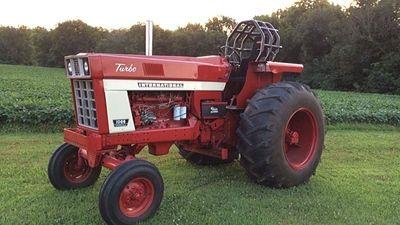 Pulling Tractors For Sale >> For Sale 1066 Ih Hot Farm Puller Racingjunk Com Racingjunk