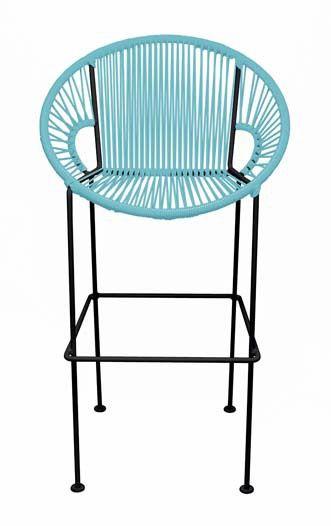 Concha pub chair