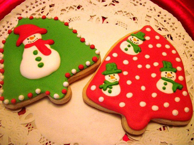 Christmas Bell Cookies