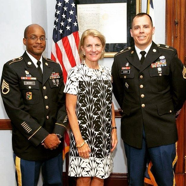 West Virginia Senator Shelley Moore Capito Spoke With US