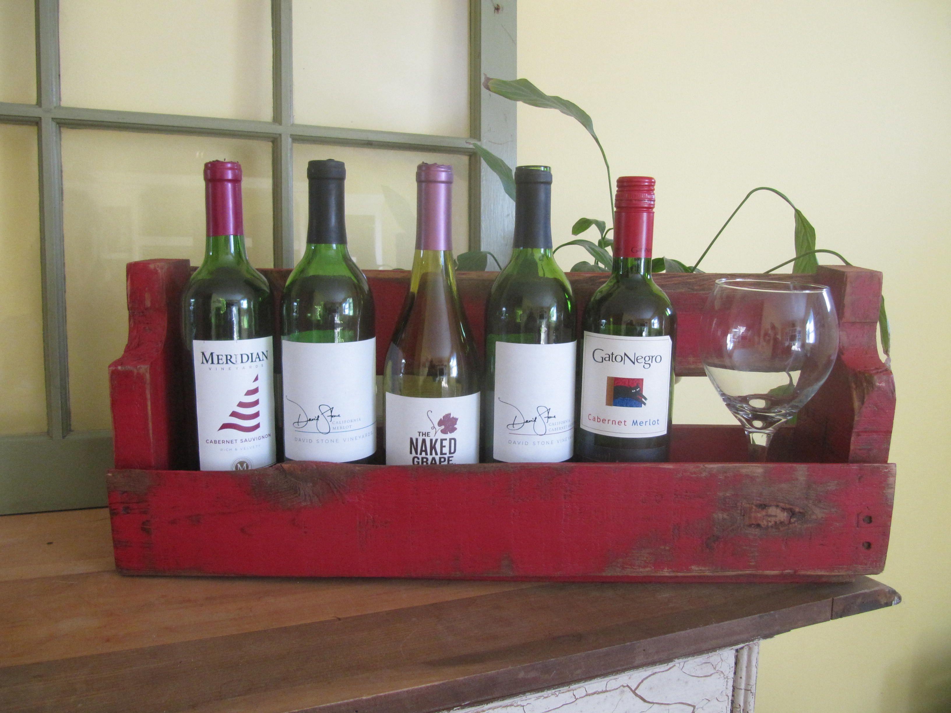 Red Wine Rack Wine Rack Wine Bottle Wine