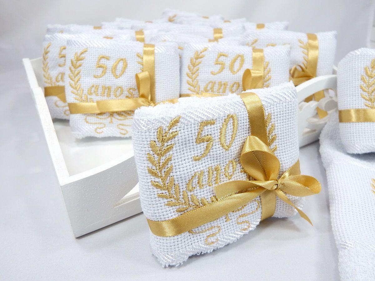 Lembrancinhas De Bodas De Ouro 30 Modelos Lindos E Como Fazer