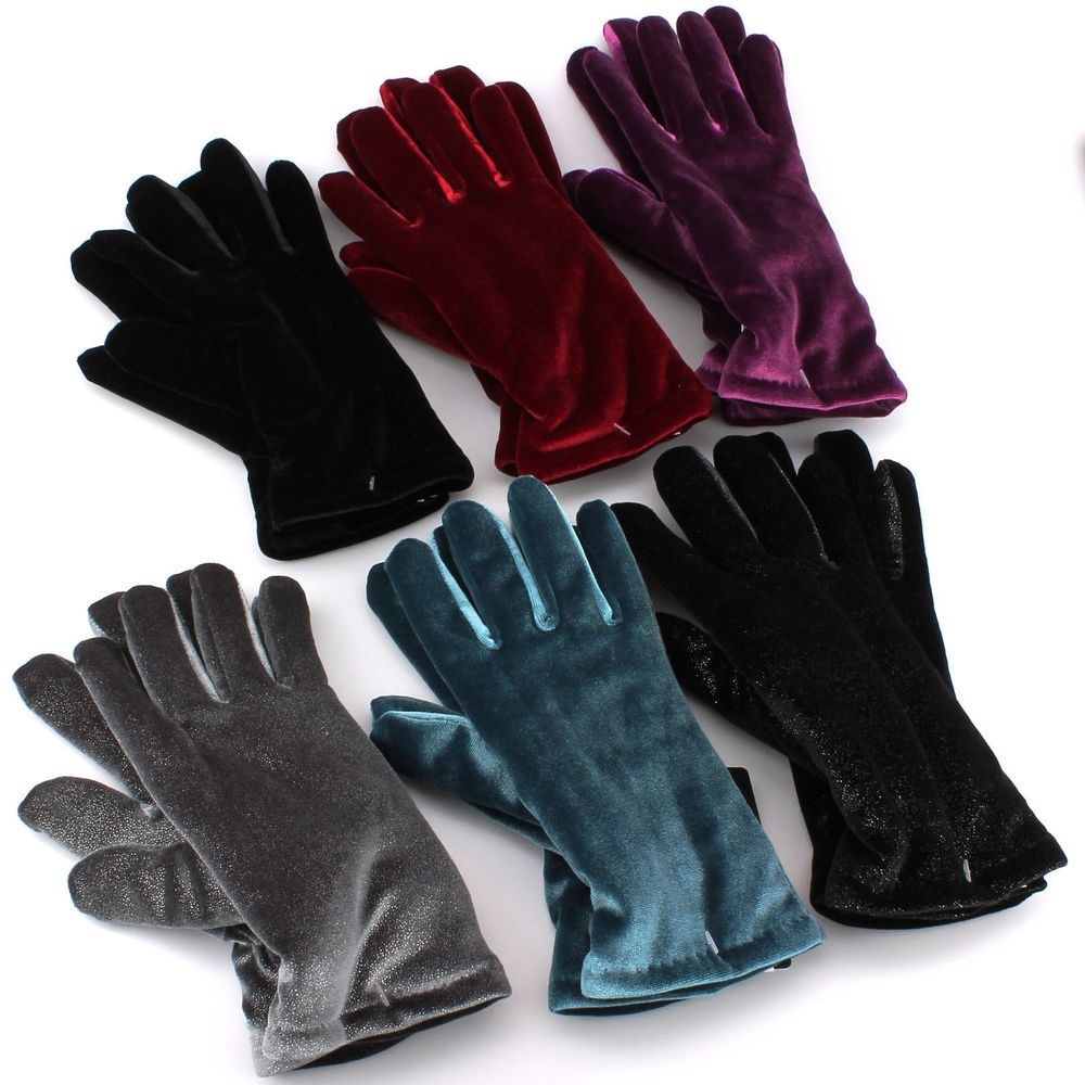 Girls Gloves SO Authentic Magic Fingerless Glove 1 Size