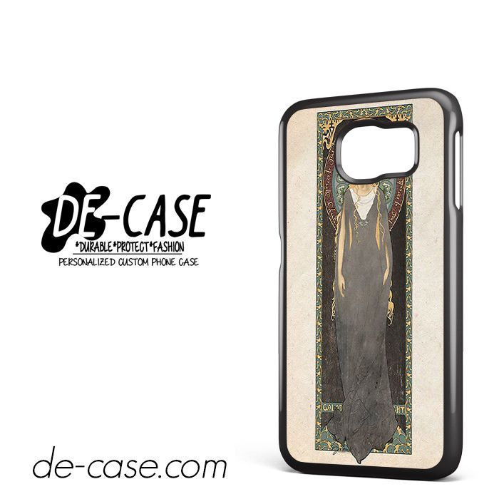 Art Nouveau Galadriel The Lady Of Light DEAL-982 Samsung Phonecase Cover For Samsung Galaxy S6 / S6 Edge / S6 Edge Plus
