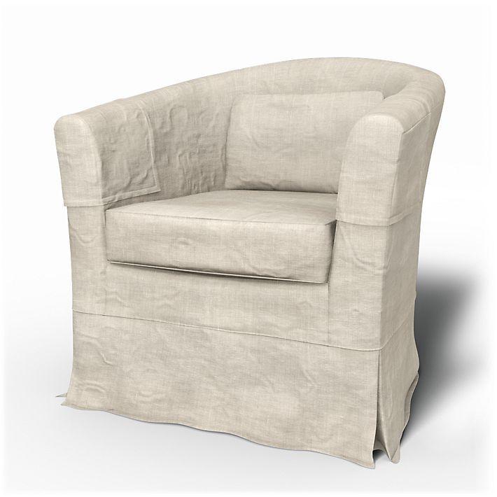 Tullsta Armchair Cover Loose Fit Ikea Armchair