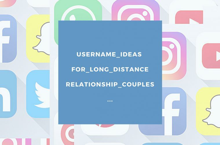 how to choose internet dating username