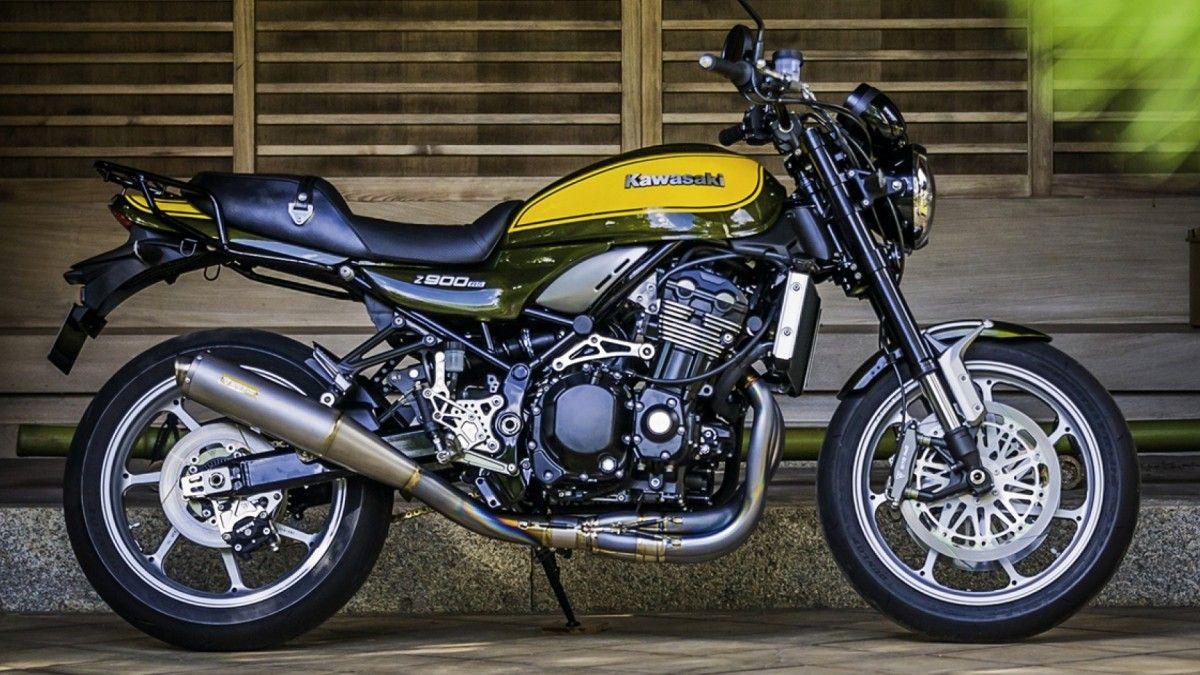 Custom – Kawasaki Z 900 RS Bito R&D | Roaring Steel | Pinterest