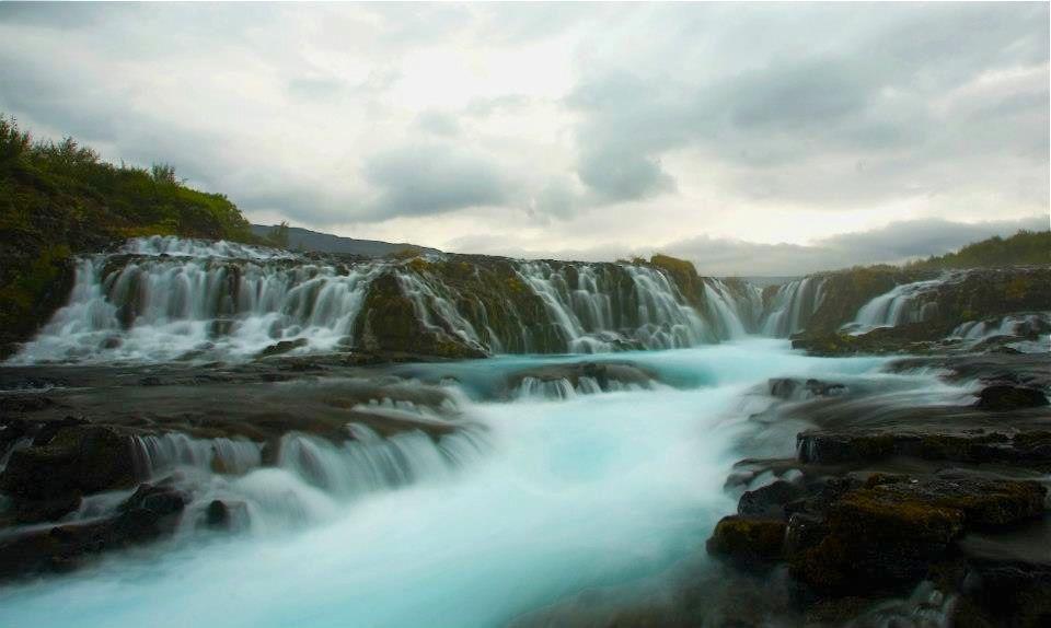 Bruararfoss, Iceland in July 2012. © Miikka Järvinen