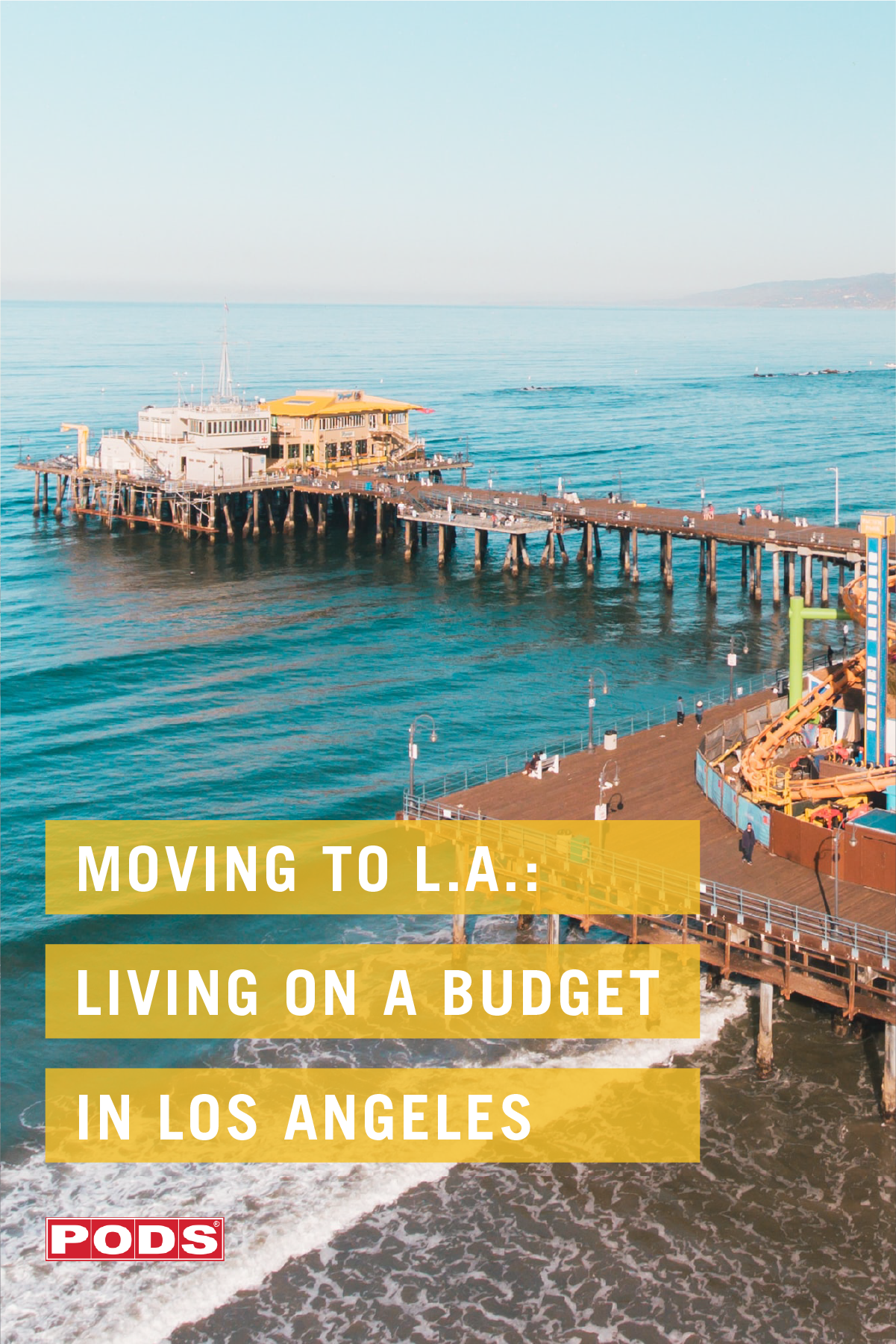 It's no secret that cost of living in Los Angeles is a bit higher than the national average. So let's dive into what budget-friendly living in Los Angeles looks like with some insider advice your wallet will thank you for! #lalifestyle #budgetingtips #PODS