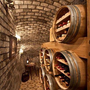 Unique Wine Storage Ideas Design Pictures Remodel And Decor