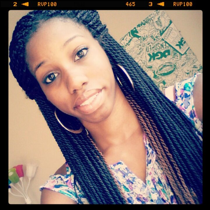 Senegalese Twists ~ Cute Cute Cute!!! | My Hair ...